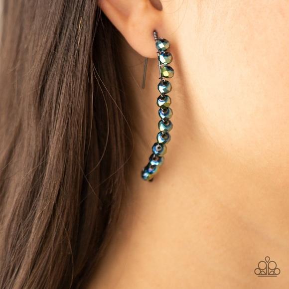 COPY - Multi colored earrings